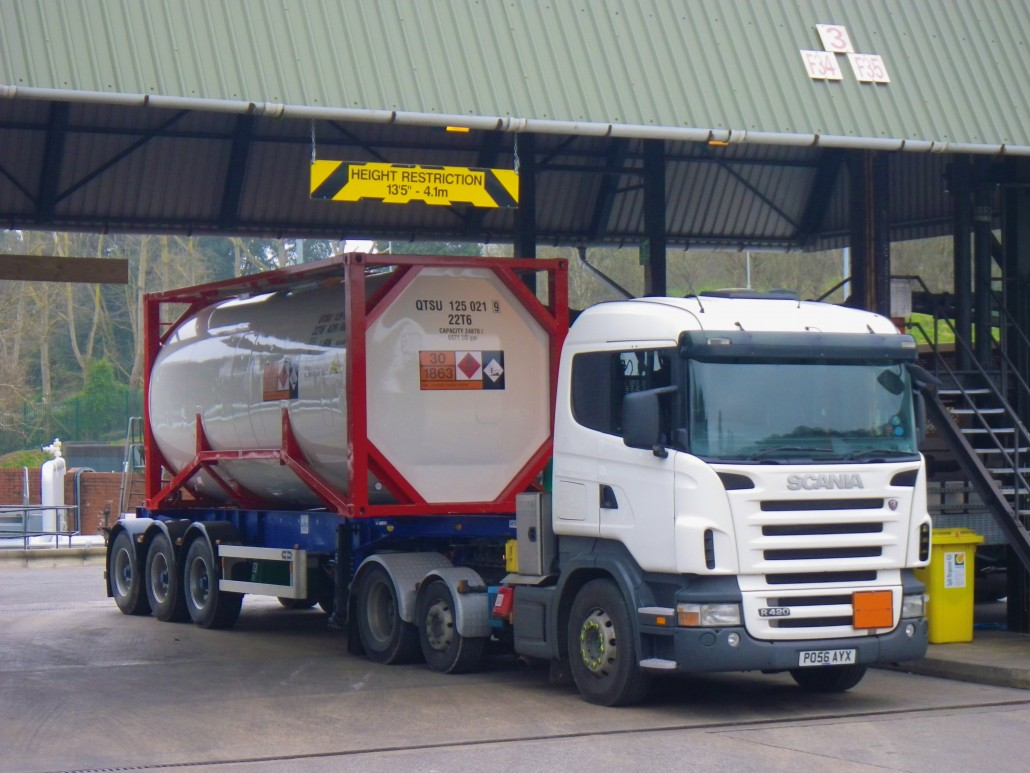 Iso Tank Transport Afs Aviation